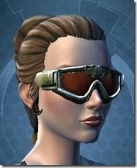 Exiled Revolutionary Goggles