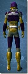 Havoc Squad Officer Dyed Back