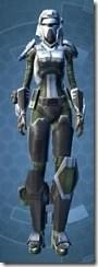 Havoc Squad Specialist - Female Front
