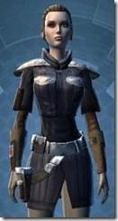 Hoth Ranger - Female Close