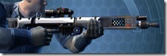 Insurrectionist's Rifle Right