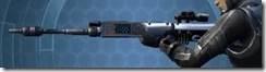 Insurrectionist's Sniper Rifle Left