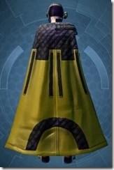 Mercenary Slicer Dyed Back