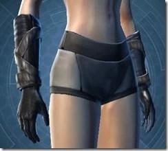 Mercenary Slicer Gloves