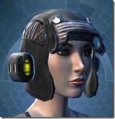Mercenary Slicer Helmet