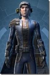 Mercenary Slicer - Male Close