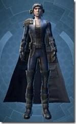 Mercenary Slicer - Male Front