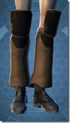 Nanite Threaded Force Expert Boots