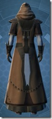 Nanite Threaded Force Expert - Male Back