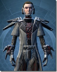 Nanite Threaded Force Expert - Male Close
