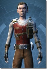 Resistance Fighter - Male Close