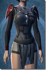 Blade Tyrant Chestguard