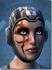 Blade Tyrant Headgear