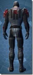 Blade Tyrant - Male Back