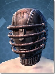 Grand Inquisitor Headgear
