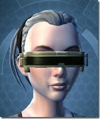 Jedi Battlelord Headgear