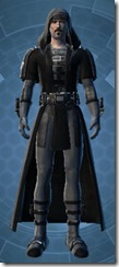 Jedi Myrmidon - Male Front