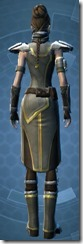 Jedi Strategist - Female Back