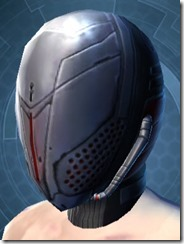Rodian Flame Force Expert Headgear