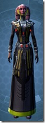 Saber Marshal Dyed Front