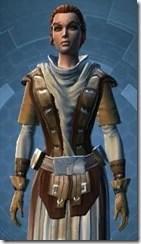 Shadowsilk Force Expert - Female Close