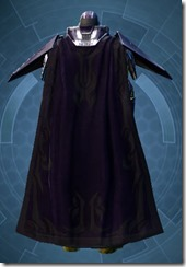 Sith Archon Dyed Back