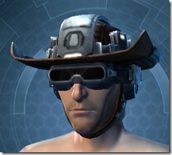 TD-07A Blackguard Helmet