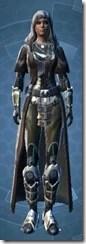 Vine-silk Aegis - Female Front