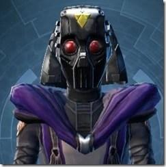 Zakuulan Inquisitor Hides Hood