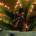 Jehara, Desert Assassin - The Ebon Hawk