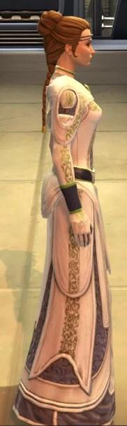 Arke Dignitary Skirt Side
