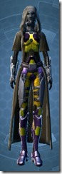 Eternal Battler Boltblaster Dyed Front