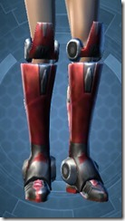 Eternal Battler Bulwark Boots