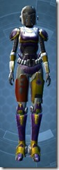 Eternal Battler Bulwark Dyed Front