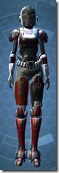 Eternal Battler Bulwark - Female Front