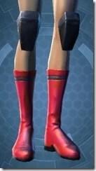 Eternal Battler Mender Boots