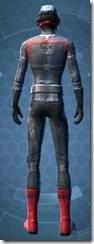 Eternal Battler Mender - Male Back