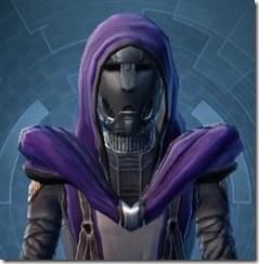 Eternal Brawler Boltblaster Doesn't Hide Hood