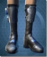 Eternal Brawler Duelist Boots