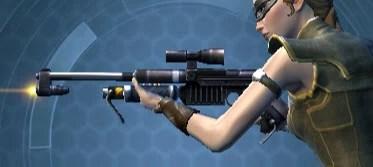 Knave's Quick-Handed Blaster Rifle Left