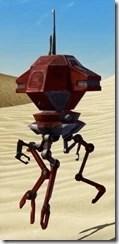 Probe Droid Revanite Back