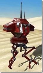 Probe Droid Revanite Front