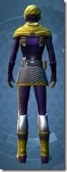 Shadow Corsair Dyed Back