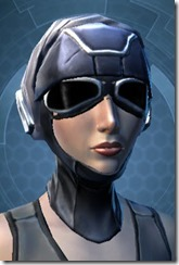 Shadow Corsair Helm