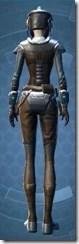 Triumphant Predator - Female Back