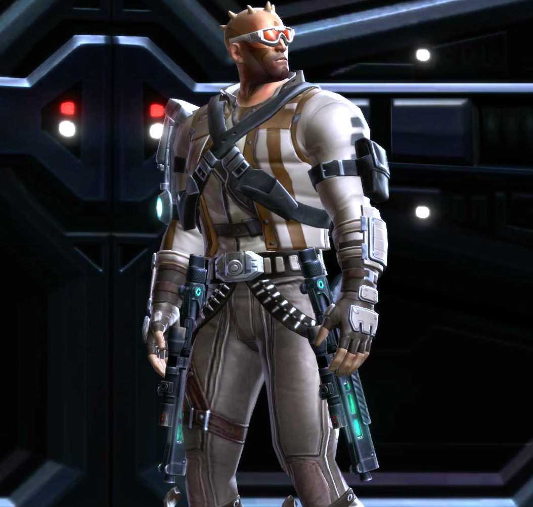 TOR Fashion | Ertaï - The Red Eclipse (SWTOR)