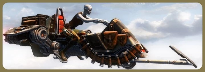 Chianna-Ordo-mounted