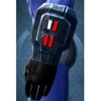 Dense Gauntlets [Force] (Imp)