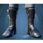 Frilled Leatheris Boots [Tech] (Imp)
