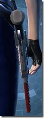 Odessen Blaster Pistol Stowed